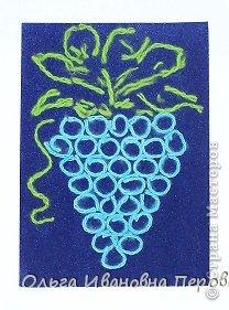 Кисть винограда фото 1