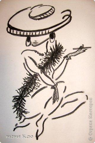 Картина панно рисунок Рисование и живопись рисунки мелками фото 3