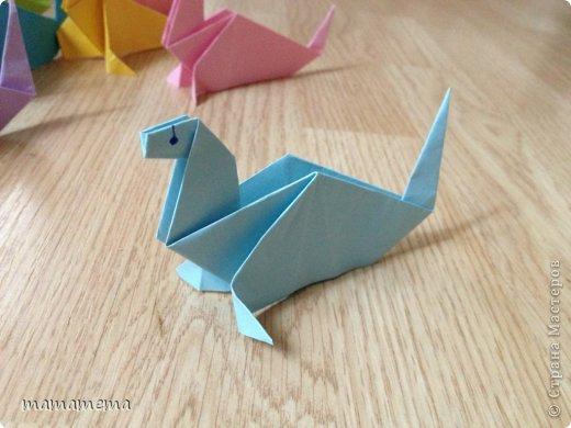Игрушка Оригами Про дочку и