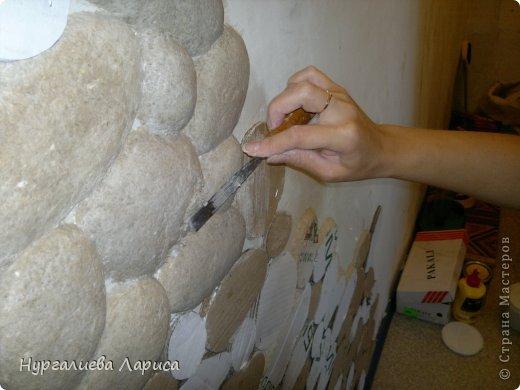 Штукатурка под камень своими руками из подручных материалов 74