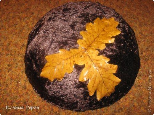 В детском саду, праздник осени и наш сынишка будет грибочком-боровичком.  фото 9