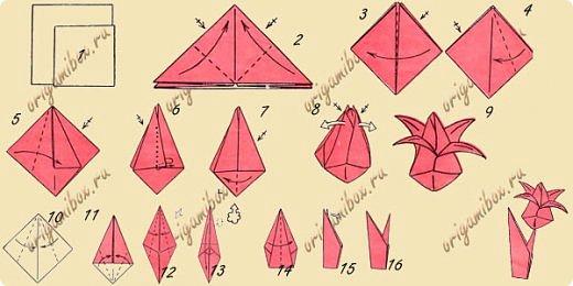 Про дочку и оригами или как не