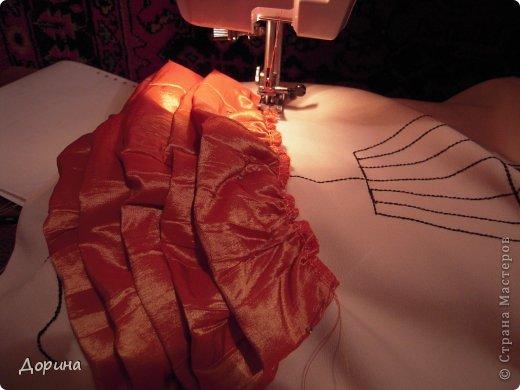 Мастер-класс Шитьё Подушка Модница Ткань фото 14