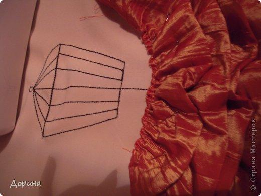 Мастер-класс Шитьё Подушка Модница Ткань фото 15