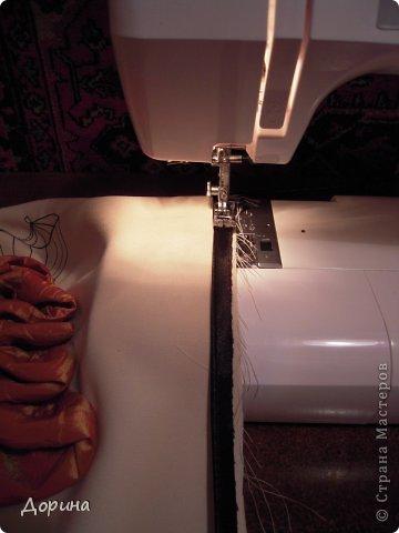 Мастер-класс Шитьё Подушка Модница Ткань фото 17