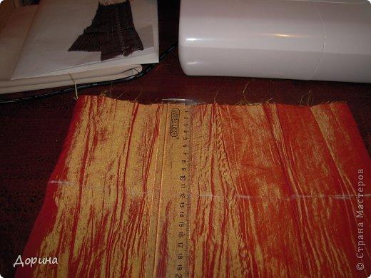 Мастер-класс Шитьё Подушка Модница Ткань фото 7