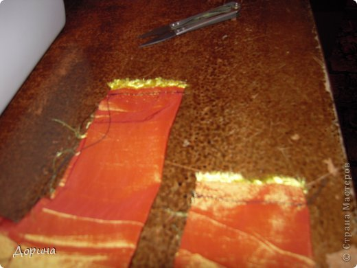 Мастер-класс Шитьё Подушка Модница Ткань фото 8