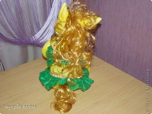 Куклы Новый год Шитьё Лошадка Новогодняя Капрон Кружево Проволока Сутаж тесьма шнур фото 5