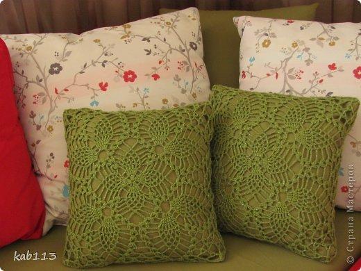Шитьё декоративные подушки