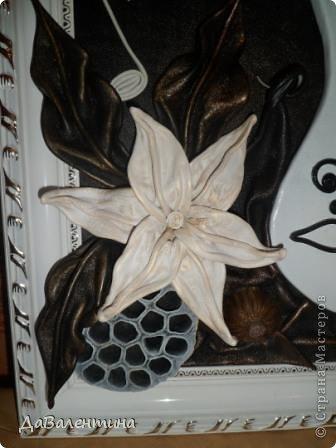 Картина панно рисунок Мастер-класс День рождения Ассамбляж Картины из кожи Гитара 1 и Гитара 2  Кожа фото 4
