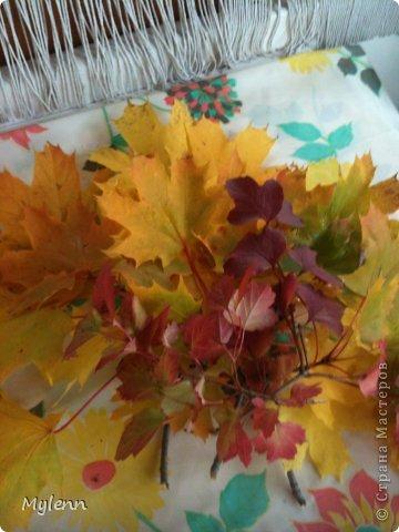 Мастер-класс Осеннее настроение   фото 6