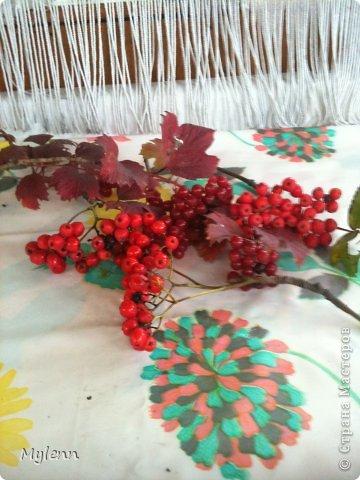 Мастер-класс Осеннее настроение   фото 7