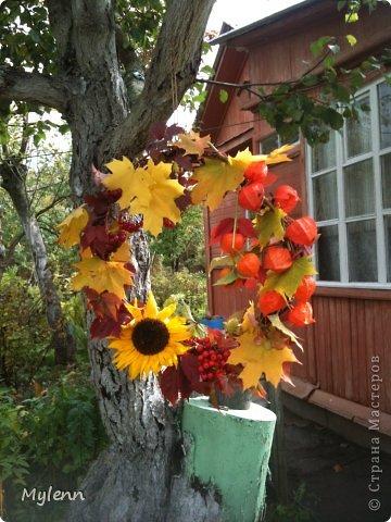 Мастер-класс Осеннее настроение   фото 12