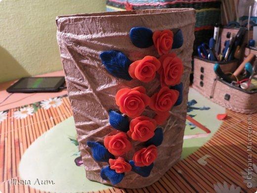 На ваш суд,жители,ваза из старой книги. фото 5