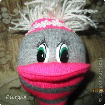 Всем привет!!! Увидела у тёти Лены МК страусёнка и не смогла спокойно спать...  https://stranamasterov.ru/node/629132 фото 8