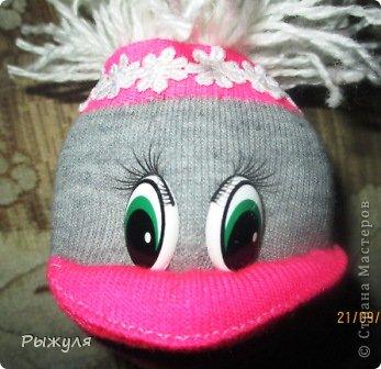 Всем привет!!! Увидела у тёти Лены МК страусёнка и не смогла спокойно спать...  https://stranamasterov.ru/node/629132 фото 1
