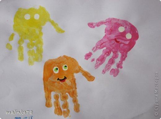 ... работы детей 2-3 года) | Страна Мастеров: stranamasterov.ru/node/635818