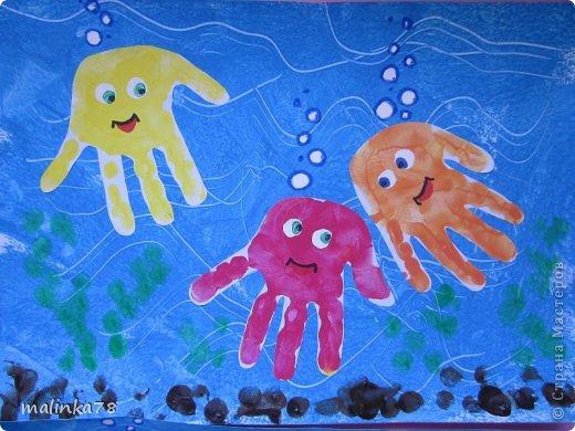 Рисунки своими руками малышей 568