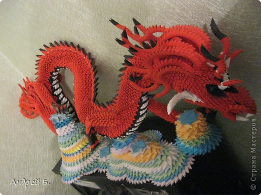 модульное Китайский дракон