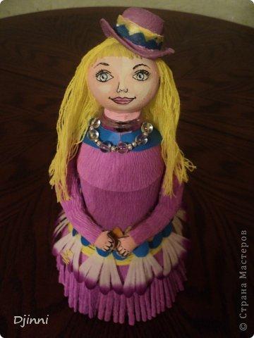 Поделки из подручного материала своими руками для кукол