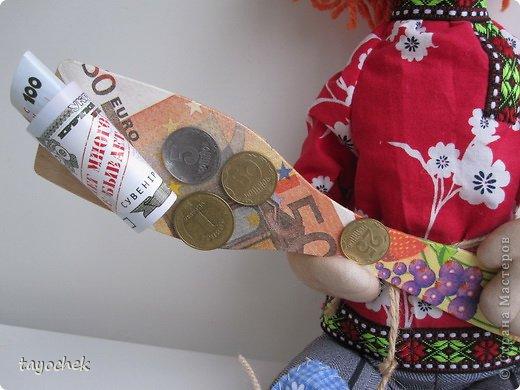 Как сделать оберег  для денег