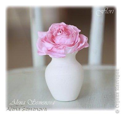 поделка из лепестков цветов