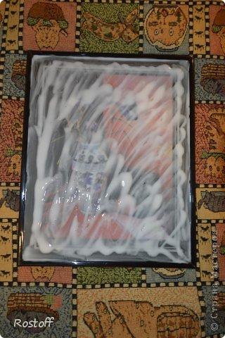 Мастер-класс Поделка изделие Праздник осени Аппликация Поделка из природного материала немного МК Листья фото 2