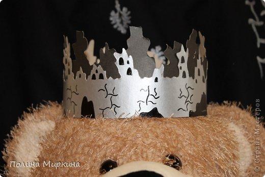 Как сделать корону из картона своими руками для кощея