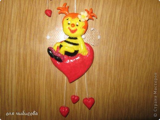 """Мне очень нравятся """"висюльки"""" - вот мои пчёлки. фото 3"""