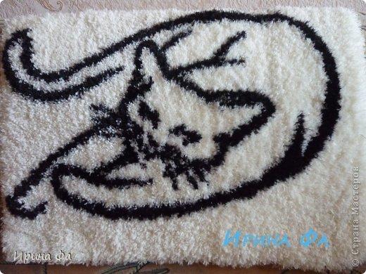 Интерьер Вышивка ковровая