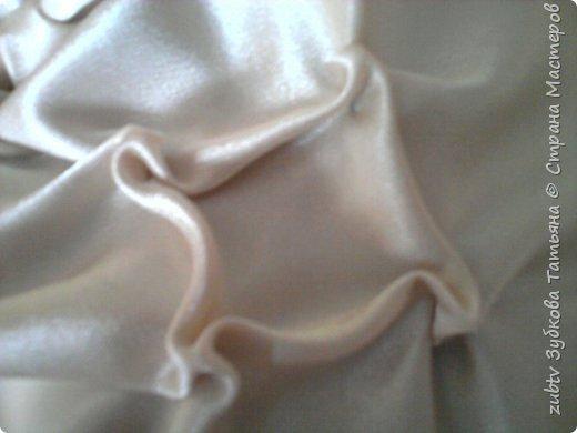 Интерьер Мастер-класс Шитьё Подушка в технике буфы Зефир Ткань фото 15
