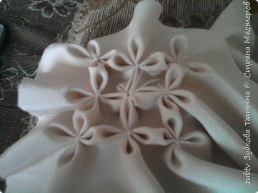 Интерьер Мастер-класс Шитьё Подушка в технике буфы Зефир Ткань фото 7