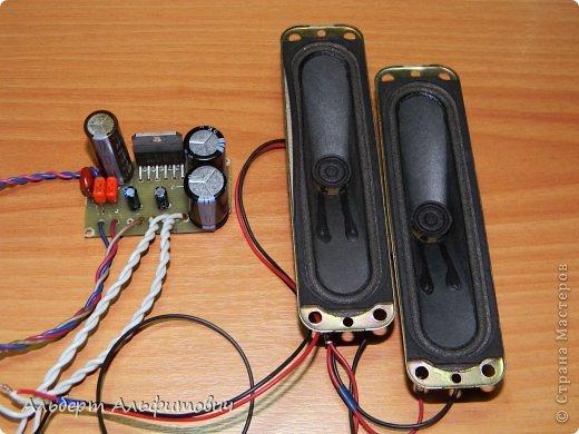 Поделки электрические