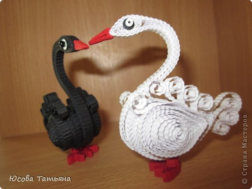 Лебединая парочка фото 2