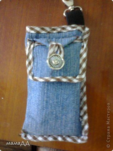 чехол. вторая сторона. сзади на чехле пришит кармашек для мелочи. пуговка на самом деле имеет декоративный смысл,т.к...