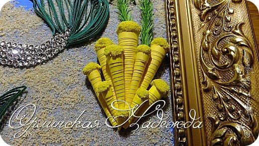 """Добрый вечер, уважаемые жители Страны Мастеров!  Выставляю на Ваш суд очередную работу.  Благодарю Мастеров у которых могла посмотреть и поучиться: Лизу ( azil ) - волосы """" Голубого Ангела """",  Татьяну ( Saphir ) - """" Золотая рыбка """",  Ольгу Ольшак - жемчужина и красные кораллы,  Елену ( Дама-кусудама ) - морские водоросли и губки.     Рыбка, рыбка помоги, золотая сделай милость...  Загадывайте желания!!! фото 8"""