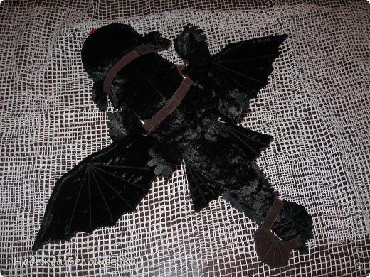 Попросили меня сшить дракона Беззубика для девочки семи лет, дело для меня новое ( игрушки я не шила), пересмотрела в интернете всё, что смогла найти и приступила к делу. фото 6