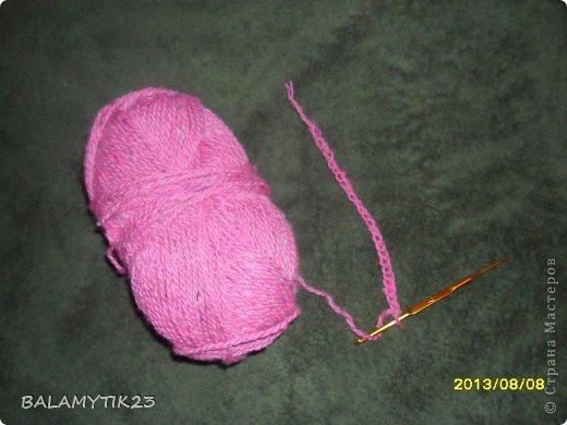 Мастер-класс Вязание крючком Угги крючком мое творение  Нитки фото 4