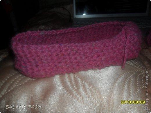 Мастер-класс Вязание крючком Угги крючком мое творение  Нитки фото 21