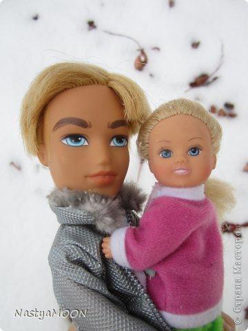 """Я хочу рассказать о ПОКА одной семье в нашем кукольном """"домике""""))) фото 1"""