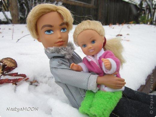 """Я хочу рассказать о ПОКА одной семье в нашем кукольном """"домике""""))) фото 6"""
