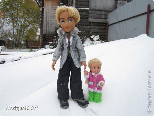 """Я хочу рассказать о ПОКА одной семье в нашем кукольном """"домике""""))) фото 4"""