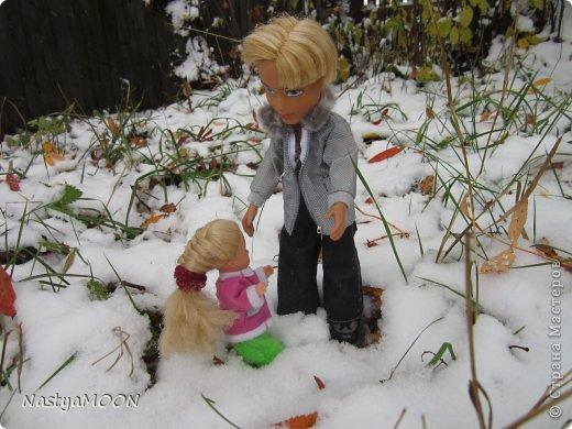 """Я хочу рассказать о ПОКА одной семье в нашем кукольном """"домике""""))) фото 5"""