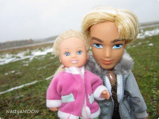 """Я хочу рассказать о ПОКА одной семье в нашем кукольном """"домике""""))) фото 8"""