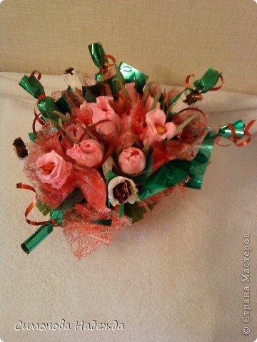 Вот такие сердечки.Одно с лепестками роз внутри,поэтому такое темное. фото 8