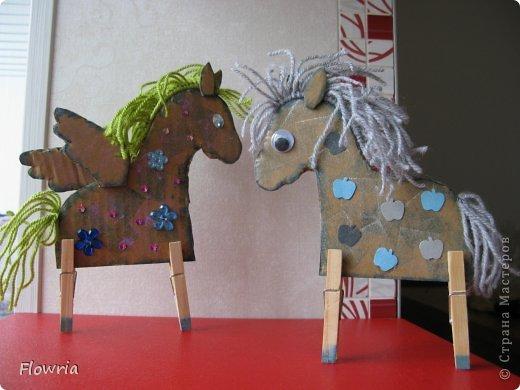 """Приветствую всех! Сегодня я к Вам с очень простеньким МК. Это Лошадка Глафира))) Следующий год - год Синей (или Зеленой) Лошади. Я участвую в конкурсе """"Лошади бывают разные"""" http://stranamasterov.ru/node/612099 фото 25"""
