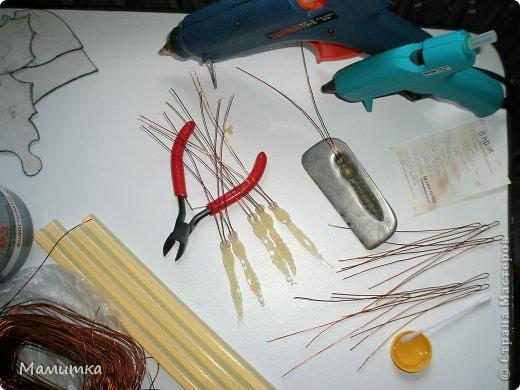 Мастер-класс Поделка изделие Моделирование конструирование Роспись Бабочки Мой мастер клас Ткань фото 5