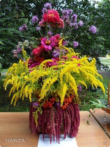 выставка цветочных композиции