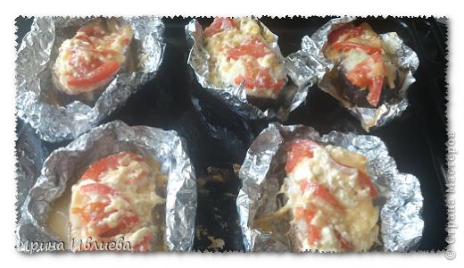Кулинария Мастер-класс Рецепт кулинарный Красная рыба запеченная в фольге Продукты пищевые фото 1