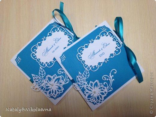 Конверты для CD и открытки фото 1